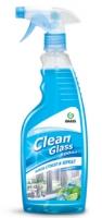 Clean Glass блеск стекол и зеркал (голубая лагуна) 600мл
