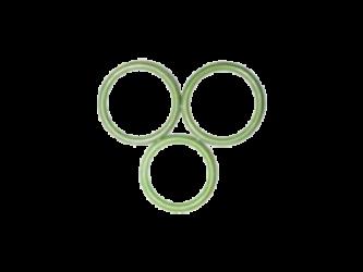 Кольцо (3 шт.) для муфты-байонета 250 bar